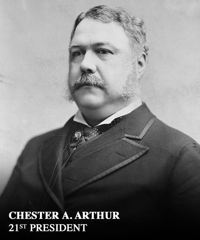 Chester Arthur
